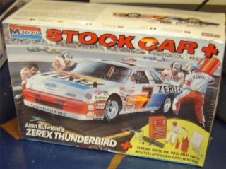 Race Car Stock Car Plus gms Customs Hobby Collection Kit 1 24