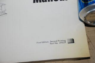Genie Lift Service Manual Manlift GS 1530 GS 1930 Part No  39528 INV