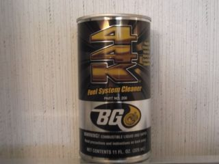 bg 44k fuel injector system cleaner treatment enhancer makers of bg