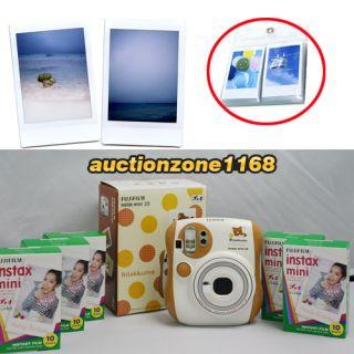 Fuji Instant Instax 210 Hello Kitty Limited Edition Polaroid Camera 20