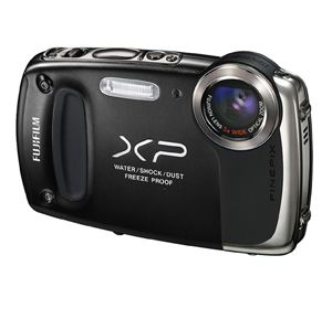 Fujifilm Finepix XP50 Waterproof Digital Camera BLACK + $20 REBATE