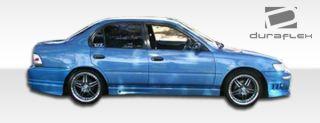 1993 1997 Toyota Corolla Geo Prizm Duraflex Concept Front Bumper Body