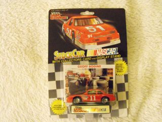 1991 Geoff Bodine Die Cast Stock Car 1 43 scale NEW in Package