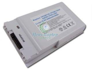 Cell New Laptop Battery for Fujitsu LifeBook T4210 T4215 T4220