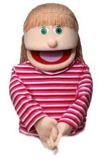 30 Pro Puppets Full Half Body Puppet Emily