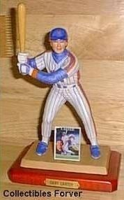 Gary Carter New York Mets Figurine