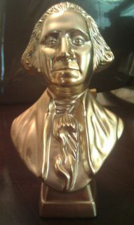 VINTAGE*** 1979 Avon Presidents Washington & Lincoln Decanters