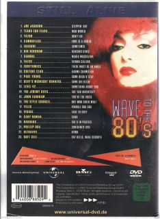 Only Wave 80s Falco Yazoo Gary Numan Cars John Farnhan Level 42