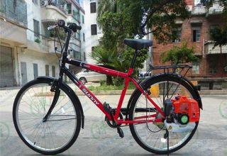electric bike 33cc 4 stroke gas motorized bicycle engine kit
