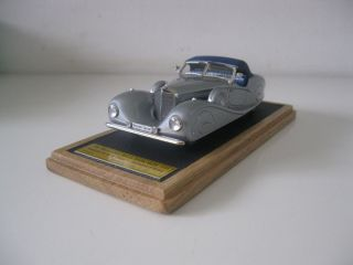 Mercedes Benz 540K W29 Roadster for King Ghazi Top Up Version