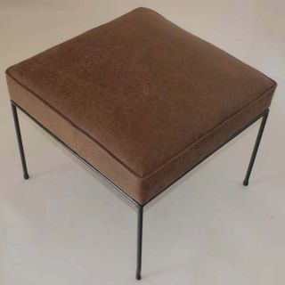 Restored Mid Century Modern Paul McCobb Bench Stool