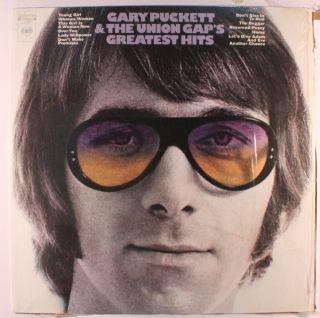 Gary Puckett The Union Gap Greatest Hits Rock Pop Vinyl LP