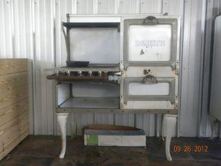 Trenkamp Stoves Mfg Company Antique Gas Stove 1925