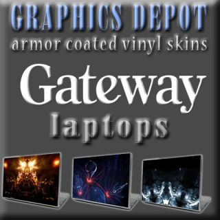 Laptop Notebook Skin Decal Gateway NV53A
