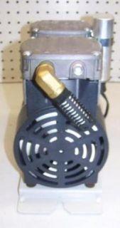 Gast CK42HC03J02 1 3HP Vacuum Pump