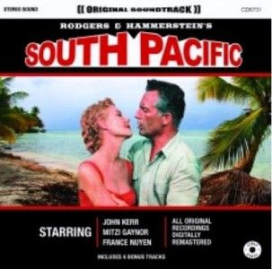 SOUTH PACIFIC   MITZI GAYNOR   ORIGINAL SOUNDTRACK (NEW SEALED CD)