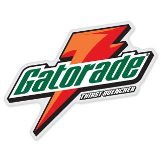 Gatorade Sign car bumper sticker decal 6 x 4