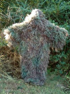 Ghillie Suits Poncho Full Camouflage Suit Mossy