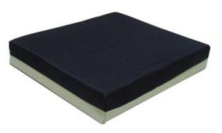 Lumex Gel Seat Cushion DFD 811 Wheelchair Pad 16x16x2