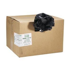 Earthsense Commercial Heavy Trash Bags 16 Gallon 500 Ct