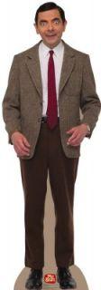 New cardboard lifesize (5 11 tall) standup of ROWAN ATKINSON as MR