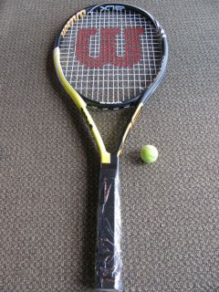 Giant Huge Wilson Tennis Racquet 52 BLX Pro Tour