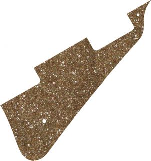 Pickguard 4 Gibson Les Paul Champ Gold Glier   FREE SHIPPING