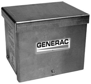 20A Aluminum Outdoor Power Inlet Box for Portable Generators