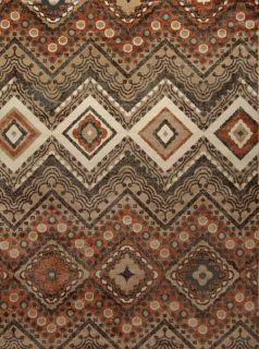 Casual Striped Geometric Area Rug 7x10 Patio Outdoor Carpet Actual 66