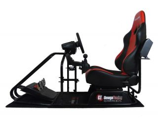 Racing Simulator Cockpit for Logitech G25 G27 Gaming chair seat PS3