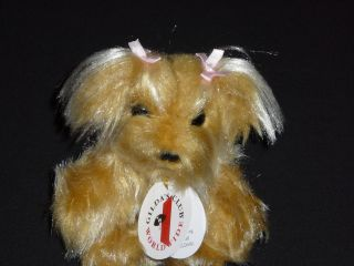 Gildas Club Dog Sparkle Yorkshire Terrier Plush