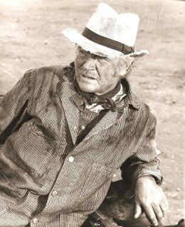 JOHN MILLS in Oklahoma Crude Original Vintage PORTRAIT 1973