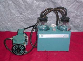 Gilford Gast Air Compressor Vacuum Reciever 3020