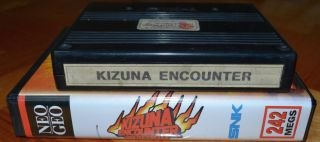 Encounter Neo Geo MVS Arcade Game Cartridge Neo Geo Shockbox