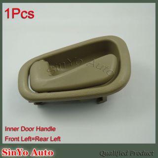 Inner Inside Door Handle Fit for Toyota Corolla Geo Prizm 98 02