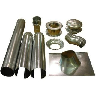 Mr Heater 4 Vertical Vent Kit for Garage Unit Heater F102848 Verticle