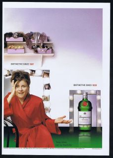 2004 Tanqueray Gin Tracey Ullman SIP Responsibility Ad