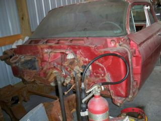 1962 Chevrolet Biscayne Hot Rod Street Rod Rat Rod Pro Touring Project