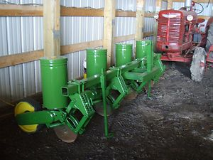 John Deere 290 Two Row Corn Planter Operators Manual Jd