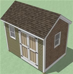 plans for storage buildings