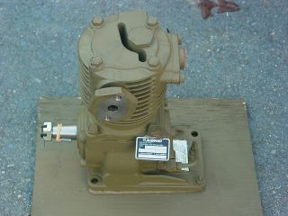 MIDLAND N7502E TRUCK MOUNTED AIR COMPRESSOR M35A2 MS 51332 1