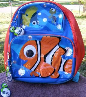 Finding NEMO Backpack Book Bag NeW with Tags from the