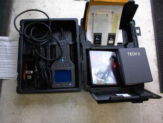 GM Tech 2 Hewlett Packard Factory Diagnostic Scan Tool Kit