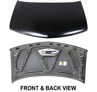 GM1230204C New Hood Primered Chevy Chevrolet Astro GMC Safari 2005