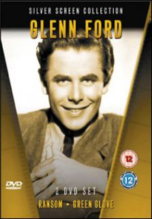 Glenn Ford Collection Ransom The Green Glove DVD Set