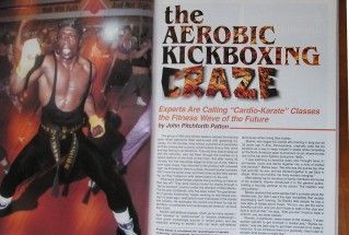 12 97 Black Belt Magazine Tai Yim Goju Ryu Karate Kung Fu Martial Arts