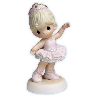 Precious Moments Ballerina Recital Flower Girl Gift