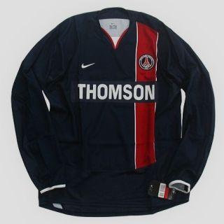 Nike PSG Paris Saint Germain Player Issue Football Soccer Shirt Jersey