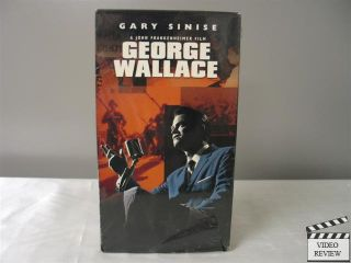 George Wallace VHS Gary Sinise Angelina Jolie Mare Winningham Joe Don