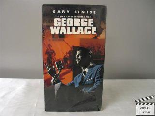 George Wallace VHS Gary Sinise Angelina Jolie Mare Winningham Joe Don